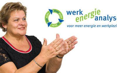 Werk Energie Analyse in de praktijk